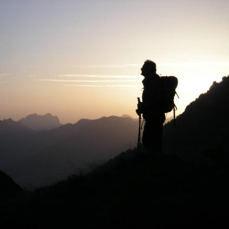 Trekking Ph D. Andreis