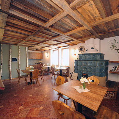 Bed and Breakfast a Cogolo